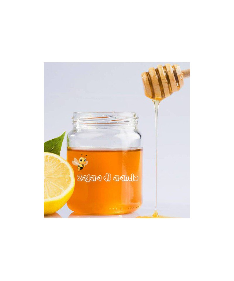 Miele zagara di arancio