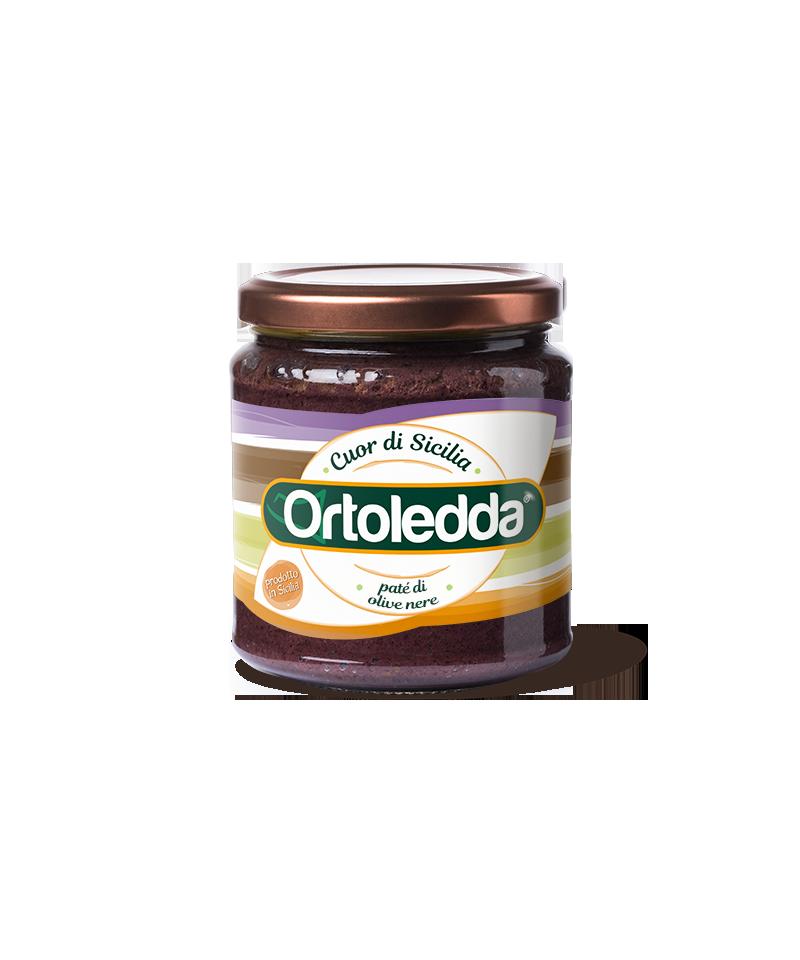 Patè di olive nere